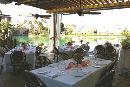 Marche Bacchus Patio Dining