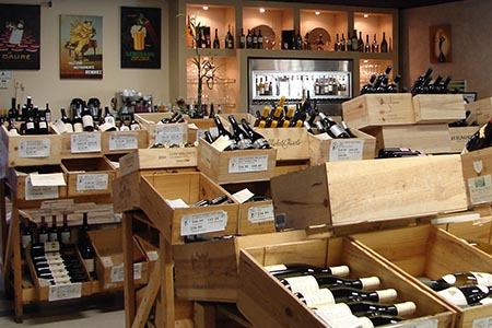 Marche Bacchus Wine Shop